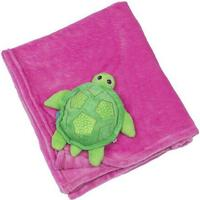 zoocchini Tammy the Turtle Buddy Blanket