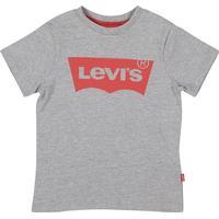 Levi's Boys Short Sleeve Tee - Grey Melange (770811669)