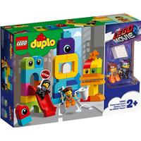 Lego Duplo Emmet & Lucy's Visitors from the Duplo Planet 10895