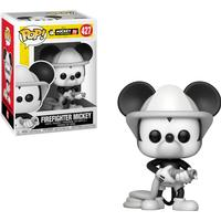 Funko Pop! Disney Mickey's 90th Birthday Firefighter Mickey