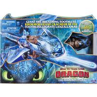Spin Master Dreamworks How To Train Your Dragon Fire Breathing Toothless