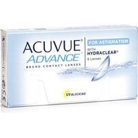 Johnson & Johnson Acuvue Advance for Astigmatism 6-pack