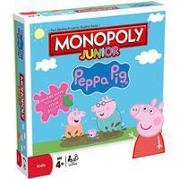 Monopoly: Junior Peppa Pig
