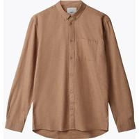 Minimum Jay 2.0 Long Sleeved Shirt - Tigers Eye Mel
