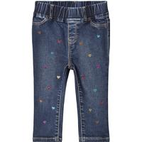 GAP Glitter Heart Jeggings - Dark Wash (398650)