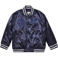 Kenzo Tiger Quilted Bomber Jacket - Navy Blue (L95N41528G02.76)