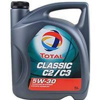 Total Classic C2/C3 5W-30 5L Motorolie