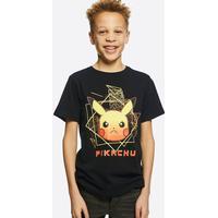 Cubus Pokémon T-shirt - Svart (7236007-990)