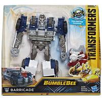 Hasbro Transformers Bumblebee Energon Igniters Nitro Series Barricade E0755