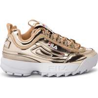 new product 38ba6 92068 Fila Disruptor M Low W - Gold