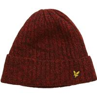 Mouline Beanie Accessories Hats & Caps Beanies Röd LYLE & SCOTT - ONE SIZE