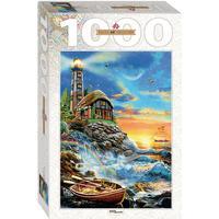 Step Puzzle Lighthouse 1000 Pieces