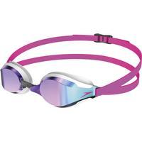 speedo Fastskin Speedsocket 2 Mirror Goggles Unisex pink/blue Simglasögon 2019