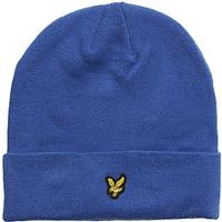 Beanie Accessories Hats & Caps Beanies Blå LYLE & SCOTT - ONE SIZE