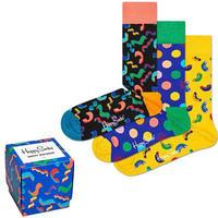 Happy Socks - 3-pack Happy Socks Happy Birthday Gift Box Multi-colour