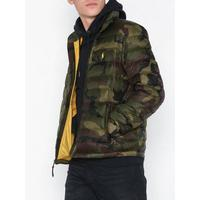 Polo Ralph Lauren Bleeker Jkt-Down Fill Jacket Jackor Camo - Large, Medium, Small, X-Large