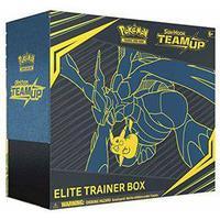 Pokémon POK80498 TCG: Sun & Moon 9 Team Up Elite Trainer Box - English