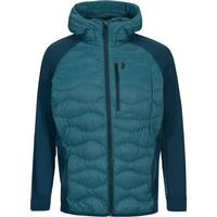 Peak Performance - Helium Hybrid Hood Jacket Men Herrjacka - Aquaterm - S