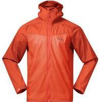 Bergans Microlight Jacket XXL BrMagma/Lava