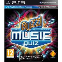 PS3 Buzz - The Ultimate Music Quiz