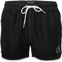 Calvin Klein Retro Short Runner Swim shorts - Black - Small