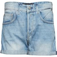 Denim Shorts Shorts Blå REPLAY