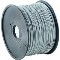 Gembird - grey - PLA filament