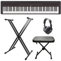 Yamaha P45B Stage Piano Package