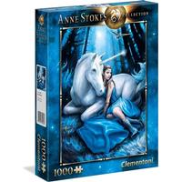 Clementoni Anne Stokes Collection Blue Moon 1000 Pieces