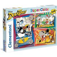 Clementoni SuperColor Disney Duck Tales 3x48 Pieces