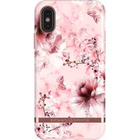 Richmond & Finch Pink Marble Floral Case (iPhone X/XS)