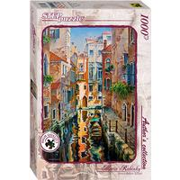 Step Puzzle Venice before Sunset 1000 Pieces