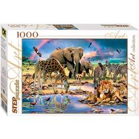 Step Puzzle Savanna 1000 Pieces
