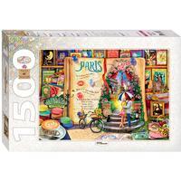 Step Puzzle Paris 1500 Pieces
