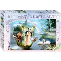 Step Puzzle Glittering Series Magic Lake 1000 Pieces