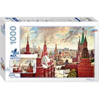 Step Puzzle Kremlin Moscow 1000 Pieces