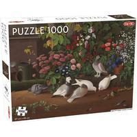 Tactic Flowers & Birds 1000 Pieces