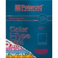 Polaroid Color i-Type Film Stranger Things Edition 8 pack