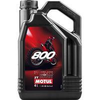 Motul 800 2T 4L 2 Stroke Oil