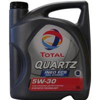 Total Quartz Ineo ECS 5W-30 5L Motor Oil