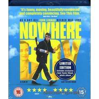 Nowhere boy (Blu-ray)