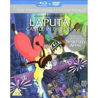 Laputa - Castle in the sky (Blu-ray + DVD)