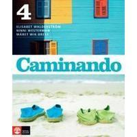 Caminando 4 Lärobok Lärobok (inkl elev-cd), 3:e upplagan (Häftad, 2010)