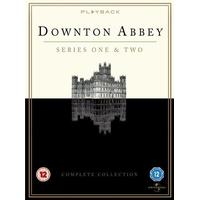 Downton Abbey - Series 1 & 2 (7-disc)