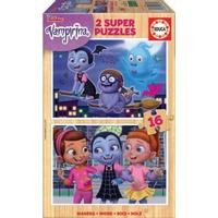 Educa Disney Junior Vampirina 2x16 Pieces