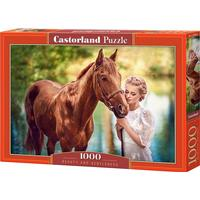 Castorland Beauty and Gentleness 1000 Pieces