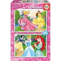 Educa Disney Princess 2x20 Pieces