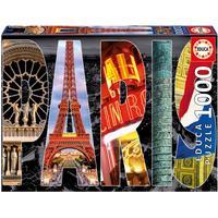Educa Collage Paris 1000 Pieces