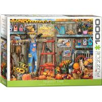 Eurographics Harvest Time 1000 Pieces 6000-5448