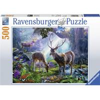 Ravensburger Deer in the Wild 500 Pieces
